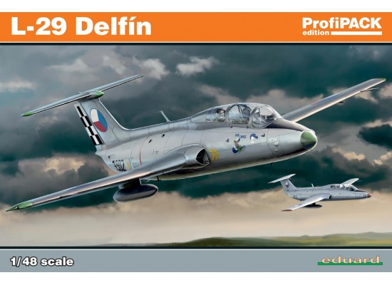Eduard 8099 - 1:48 L-29 Delfin