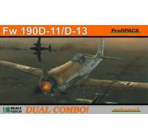 Eduard 8185 - 1:48 Fw 190D-11/D-13 DUAL COMBO