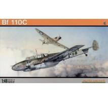 Eduard 8201 - 1:48 Messerschmitt Bf 110C
