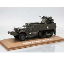 Atlas - 1:43 Multiple Gun Motor Carriage M16 (WWII Collection by EAGLEMOSS)