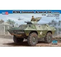 Hobby Boss 82418 - 1:35 M706 Commando Armored Car in Vietnam