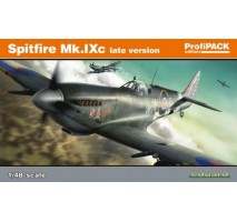 Eduard 8281 - 1:48 Supermarine Spitfire Mk. IXc late version