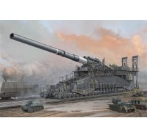 "Hobby Boss 82911 - 1:72 German 80cm K(E) Railway Gun ""Dora"""
