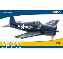 Eduard 84135 - 1:48 F6F-3