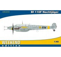 Eduard 84145 - 1:48 Bf 110F Nachtjäger