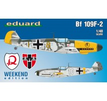 Eduard 84147 - 1:48 Bf 109F-3