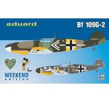 Eduard 84148 - 1:48 Bf 109G-3