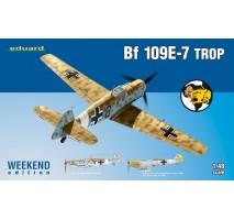 Eduard 84167 - 1:48 Bf 109E-7 Trop