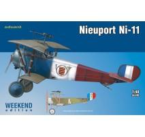 Eduard 8422 - 1:48 Nieuport Ni-11