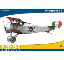 Eduard 8432 - 1:48 Nieuport 17