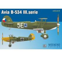 Eduard 8478 - 1:48 Avia B-534 III.serie