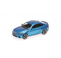 Minichamps - 1:87 BMW M2 – 2016 – BLUE METALLIC