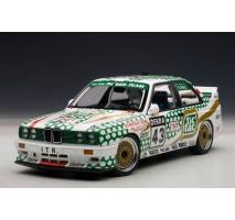 "AUTOart 89147 - BMW M3 DTM 1991 ""DIEBELS ALT"" DANNER #31 1:18"