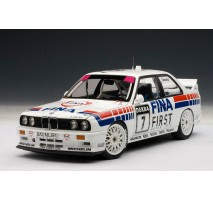 """AUTOart 89246 - BMW M3 DTM 1992 """"FINA"""" C.CECOTTO #7 1:18"""