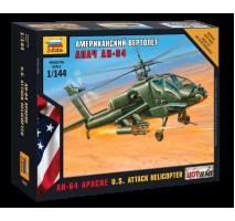 "Zvezda 7408 - 1:144 McDonnell-Douglas AH-64 ""Apache"""
