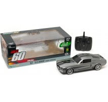 "GreenLight 91001 - Gone in Sixty Seconds (2000) - 1967 Ford Mustang ""Eleanor"" Remote Control"