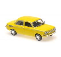 Minichamps 940015301 - NSU TT – 1967 – YELLOW - MAXICHAMPS