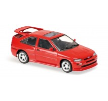 Minichamps - FORD ESCORT COSWORTH - 1992 -RED - MAXICHAMPS