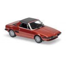 Minichamps - FIAT X1/9 – 1974 – RED - MAXICHAMPS