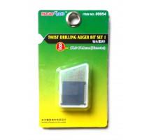 MasterTools - Twist Drilling Auger Bit set 1 (8 pcs)