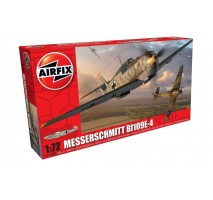 Airfix A01008A - 1:72 Messerschmitt Bf109E-4