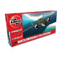 Airfix A06015 - 1:72 North American B25B Mitchell