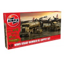 Airfix A06304 - 1:72 USAAF 8th Air Force Bomber Resupply Set