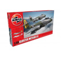 Airfix A09182 - 1:48 Gloster Meteor F8