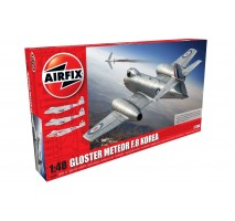 Airfix A09184 - 1:48 Gloster Meteor F8, Korean War - New livery