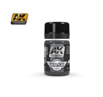 AK-2040 WASH FOR EXHAUST (35 ml) - Air Weathering Product