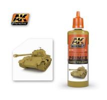 AK-176 Dark Yellow Primer (60 ml)