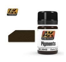 AK-2042 DARK RUST (35 ml) - Pigment Colors