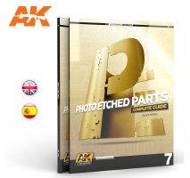 AK244 - PHOTOETCH PARTS (AK LEARNING SERIES Nº7)