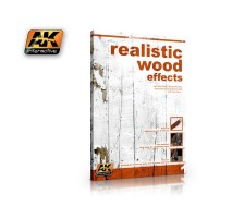 AK259  Realistic Wood Effects (Ak Learning Series Nº1 - english)