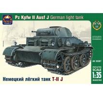 ARK Models AK35007 - 1:35 Pz.Kpfw.II Ausf.J German light tank