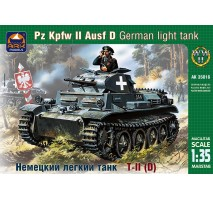 ARK Models AK35016 - 1:35 Pz.Kpfw.II Ausf.D German light tank