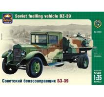 ARK Models AK35035 - 1:35 Russian fuelling vehicle ZiS-5 BZ-39