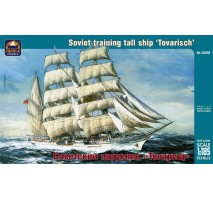"ARK Models AK40008 - 1:185 Russian training tall ship ""Tovarisch"""