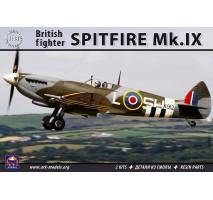 "ARK Models AK48008 - 1:48 Supermarine ""Spitfire"" Mk.IX British fighter"