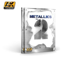 AK-508 AK LEARNING 4 METALLICS VOL 2