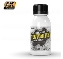 AK-665 TEXTURIZER ACRYLIC RESIN (100 ml) - Auxiliary Products