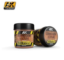 AK-8040 CORROSION TEXTURE - (100 ml, Acrylic) - Texture Products