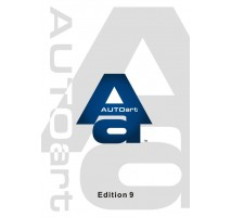 AUTOart 90059 - AUTOart CATALOGUE EDITION 9