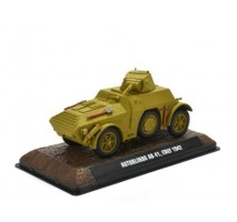 Atlas - 1:43 Autoblinda AB 41, Italy 1942 (WWII Collection by EAGLEMOSS)