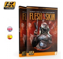 AK-241 AK LEARNING 6 - FLESH AND SKIN