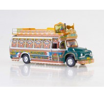 IXO - 1:43 BEDFORD ROCKET TJ28 - Pakistan 1980