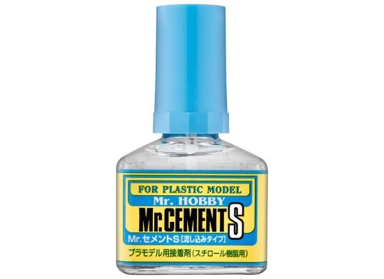 Mr. Hobby - MC-129 Mr. Cement S (40 ml)