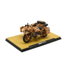 Atlas - 1:43 BMW R75 (WWII Collection by EAGLEMOSS)