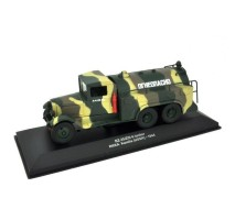 Atlas - 1:43 BZ-35/ZIS-6 tanker - RKKA (WWII Collection by EAGLEMOSS)