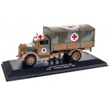 Atlas - 1:43 Opel Blitz 3,6-36S (kfz. 305) (WWII Collection by EAGLEMOSS)